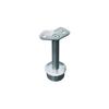 Support d'angle 135° de main courante Ø42,4mm INOX304