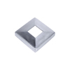 Coupelle cache plaque de fixation 40x40mm INOX316