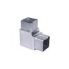 Connecteur tube carré INOX316