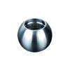 Boules pleines INOX316 Ø16,5mm avec trou borgne Ø10mm