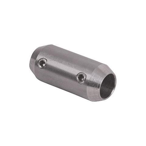 Raccord de jonction INOX316 pour ronds Ø12mm