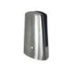 Pince à verre fixation sol en inox 316 pour verre 12 à 16,76mm