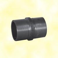 Union droit de main courante ronde en acier ø42,4mm epr2mm