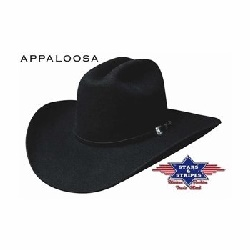 Chapeau feutre Appaloosa