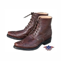 Bottes Stars and Stripes Henderson marron