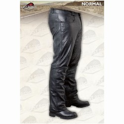 Pantalon Normal Black