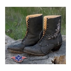 Bottes Stars and Stripes Rosie noir