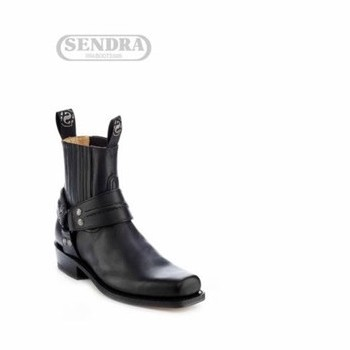 Bottes 2746 Pete Pull Oil Negro Homme