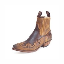 Bottines 4660 Serr Camello