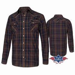 Chemise western homme Oliver