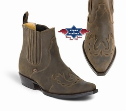Bottines Stars and stripes WB-37