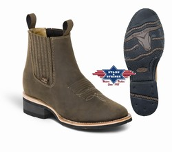 Bottines Stars and stripes WB-39