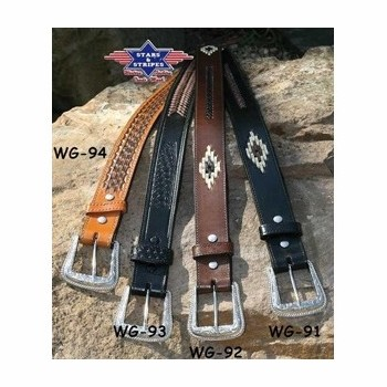 Ceinture WG92 Stars and Stripes